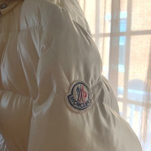 Moncler parka jacket